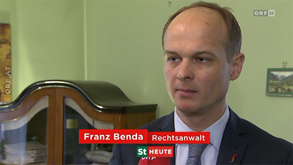 Franz Benda ORF
